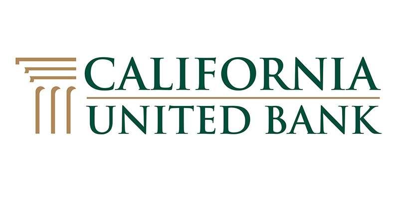 California United Bank Logo