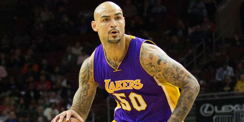 Robert Sacre Los Angeles Lakers