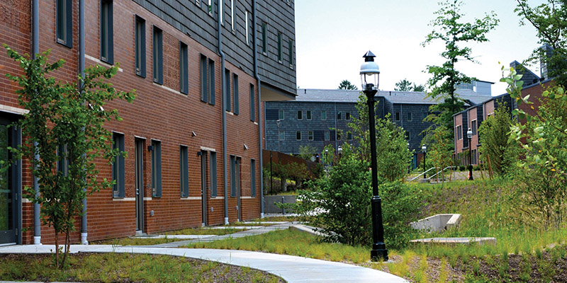 Princeton Graduate Housing