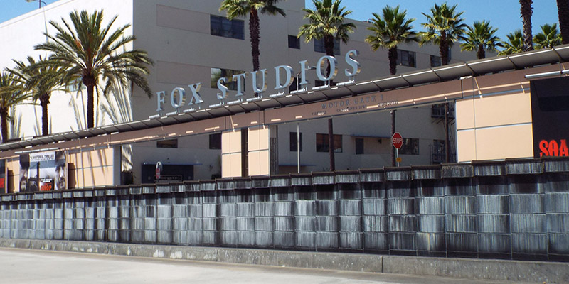 Fox Studios Entrance