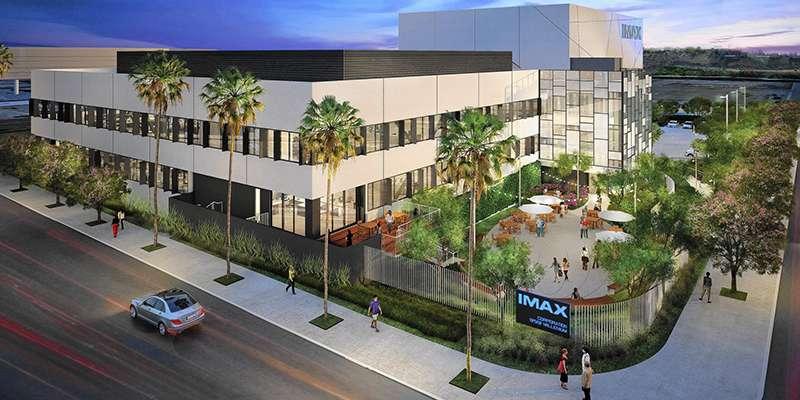IMAX Los Angeles Headquarters