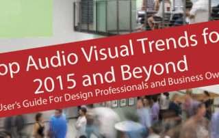 audio visual trends