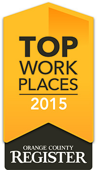 Top Workplaces of 2015