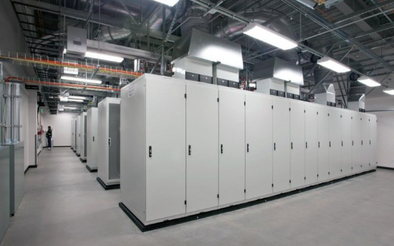 Mentor Graphics Data Centers