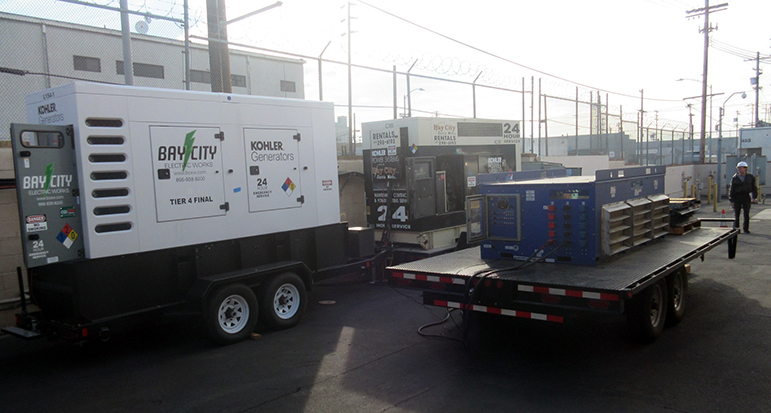Load Testing an ATS and Generator in a Live Data Center