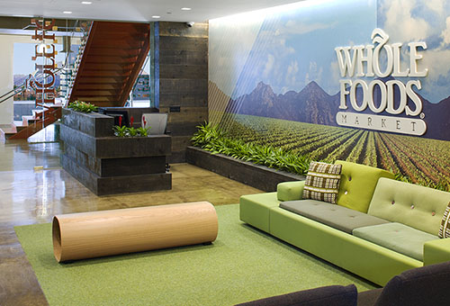 Whole Foods Market Lobby