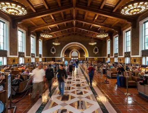 PLANNET Gives LA's Union Station a Major Tech Upgrade